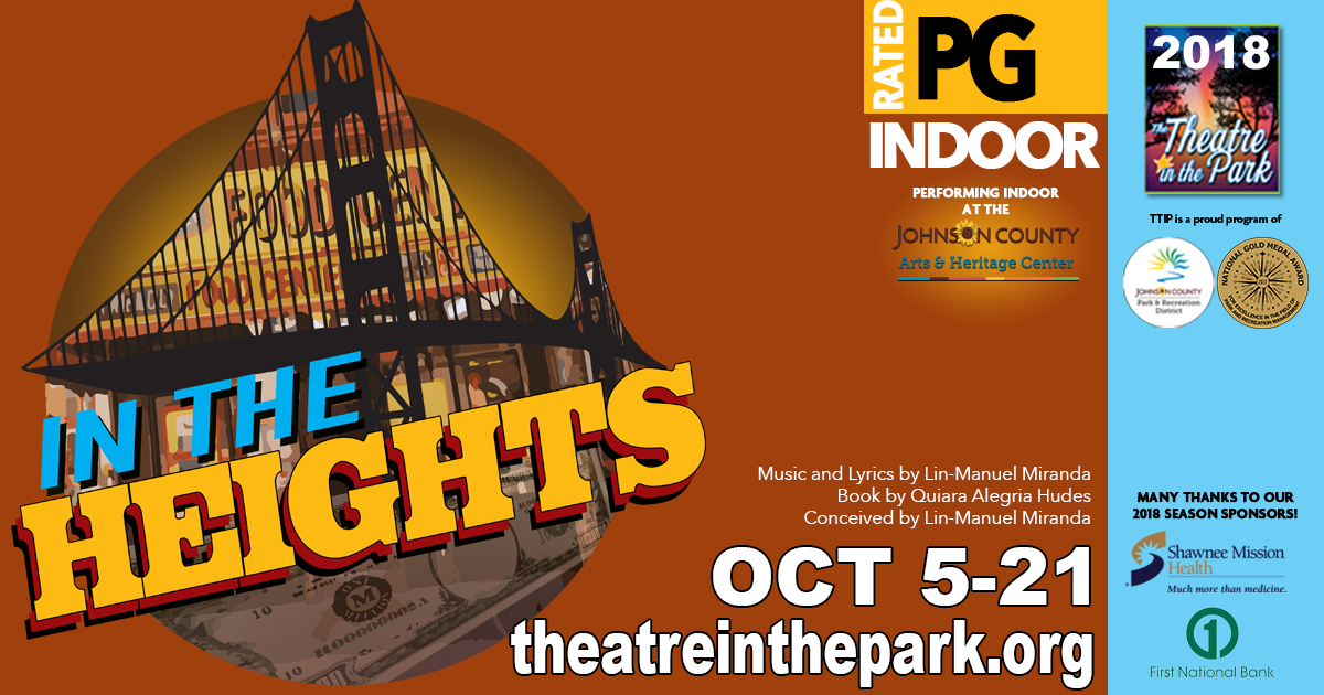 IN THE HEIGHTS show art