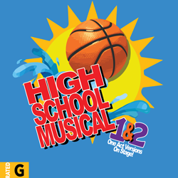 High School Musical 1 and 2 logo