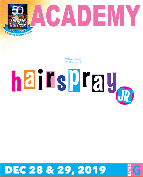 Hairspray show Poster