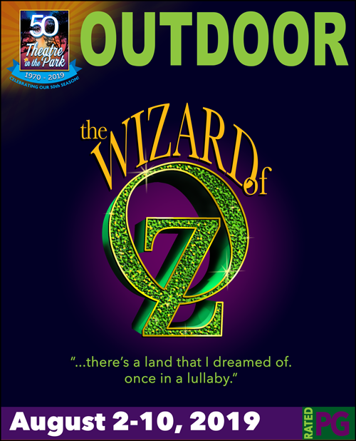 The Wizard Of Oz Show Poster