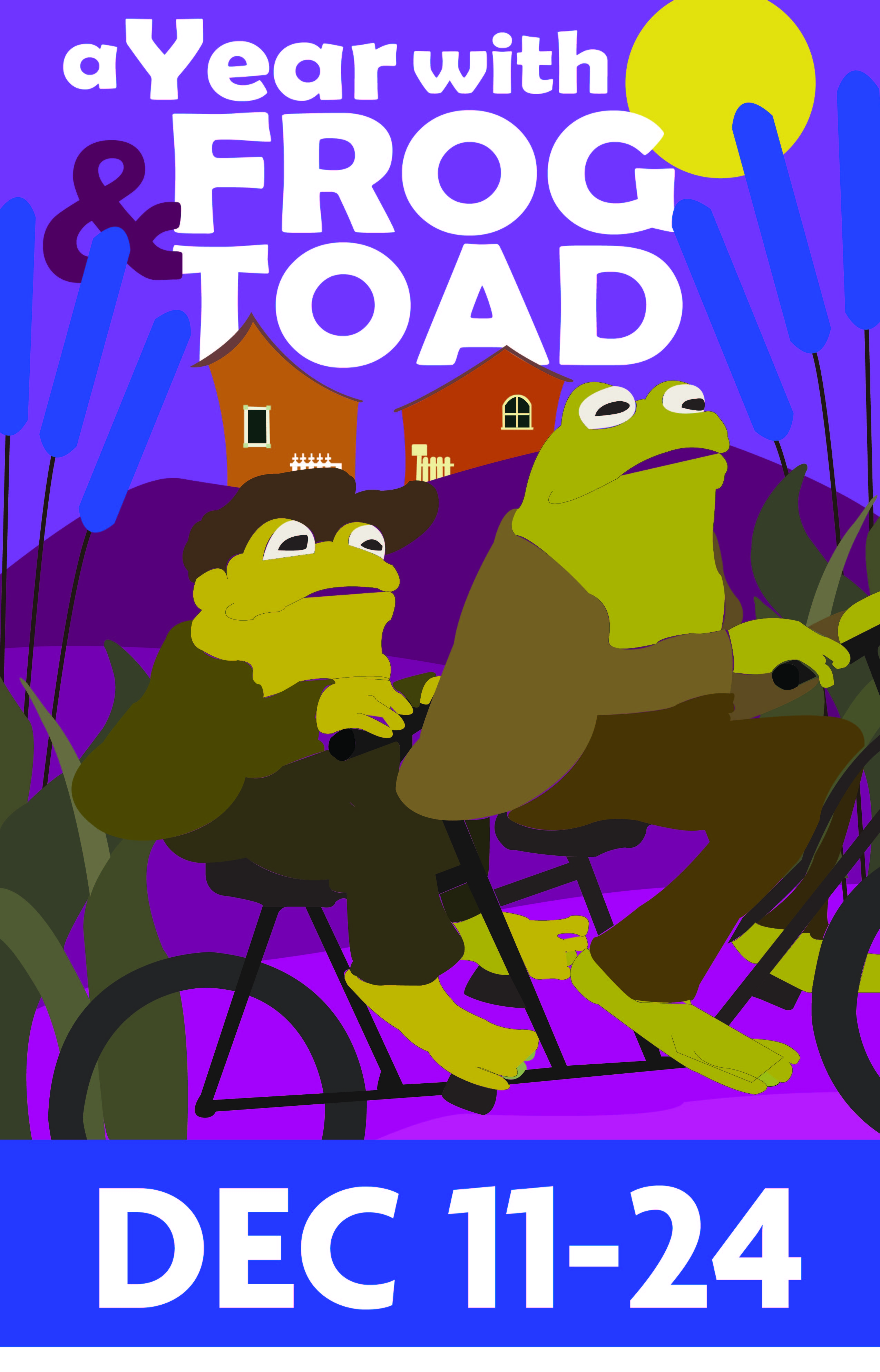 A Year with Frog and Toad Show Poster