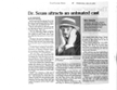 Olathe News - Article on Seussical - Meet the Cast