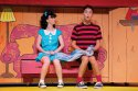 Joella Wolnick and Brant Stacy<br /> <em>You're A Good Man, Charlie Brown</em> • 2012
