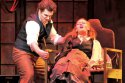 Robert Hingula and Sarah Dothage<br /> <em>Sweeney Todd</em> - The Demon Barber of Fleet Street • 2012