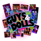 GUYS AND DOLLS - Production photo montage