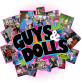 GUYS AND DOLLS - Rehearsal photos montage