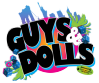 GUYS AND DOLLS - Title treatment